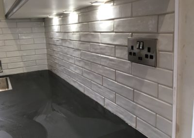 bathroom tiling coventry
