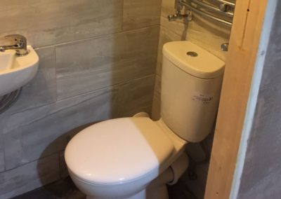 bathroom suite installation